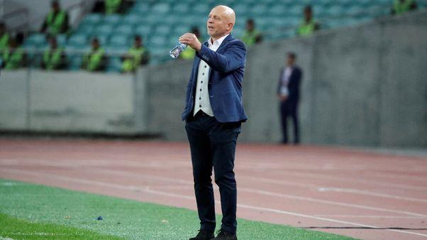 Czech Republic coach Jarolim leaves by mutual consent following defeats