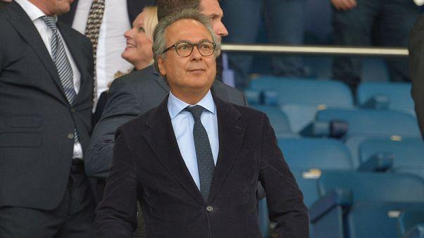 Everton's Moshiri increases ownership stake in club