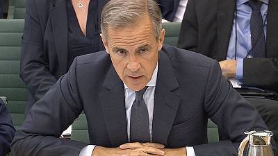 Bank of England's Carney extends term until early 2020 - Treasury