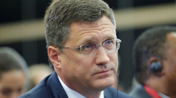 نوفاك: روسيا تستطيع زيادة إنتاج النفط من المستويات الحالية