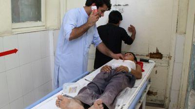Afghanistan: 19 morts dans un attentat-suicide contre des manifestants