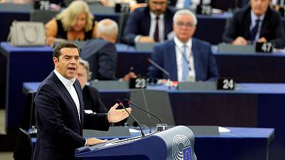 Europe must face its policy failures to stop rise of far right - Tsipras