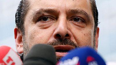 Lebanon's PM-designate Hariri says not seeking revenge for father's murder