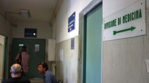 Dottoressa aggredita in ospedale