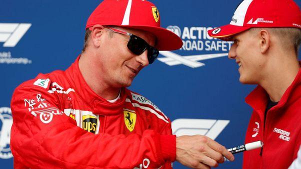 Raikkonen to race on as Leclerc brings youth to Ferrari