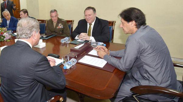 Pompeo said U.S. won't block Pakistan if it seeks IMF bailout - Pakistani minister