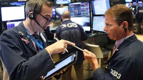 الأسهم الأمريكية تفتح منخفضة وسط مخاوف التجارة
