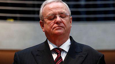 Former Volkswagen boss dragged feet in emissions scandal - judge