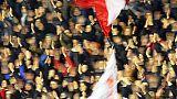 Champions: Stella Rossa-Napoli, sold out
