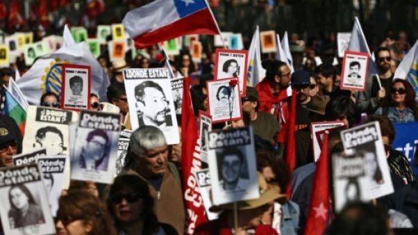 Au Chili, les blessures restent ouvertes, 45 ans après le coup d'Etat