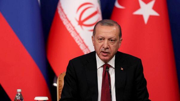 متحدث رسمي: أردوغان سيجتمع بمستثمرين قبل زيارة لأمريكا وبعدها