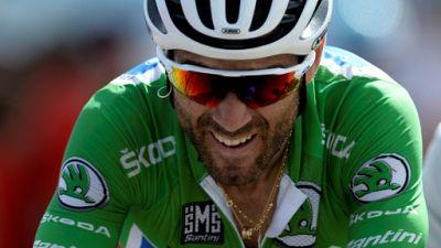 Cyclisme: Valverde chef de file de la présélection espagnole aux Mondiaux