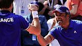 """Coupe Davis: l'absence de Nadal """"change tout"""", estime Noah"""