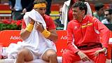 Coupe Davis: Noah et Bruguera partagés sur la réforme