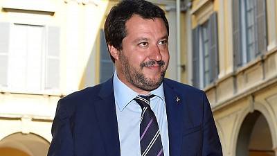 Italy's Salvini wants populists, popular party to guide new EU Commission