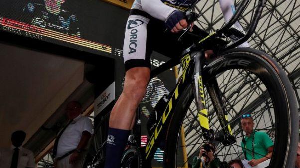 ييتس يشدد قبضته على صدارة سباق إسبانيا للدراجات بعد سباق ضد الساعة