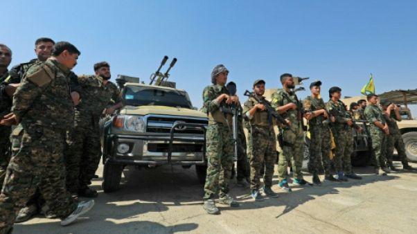 Syrie: 21 membres des forces pro-régime tués par l'EI