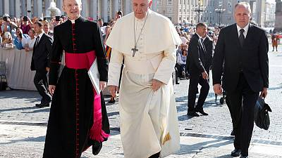 Pope to meet U.S. Church leaders after archbishop's accusations - Vatican