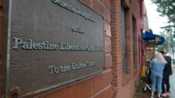 Netanyahu salue la fermeture de la représentation palestinienne à Washington