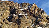 'Solleone' su Monte Rosa, 8 gradi a 4500