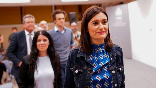 Spanish minister resigns over academic degree