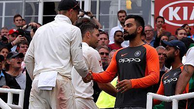 India defeated, but test cricket the winner - Kohli