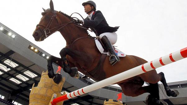 Equestrian-Hurricane Florence set to crash World Equestrian Games party