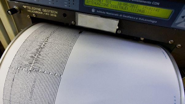 Terremoto magnitudo 3.6 nel Maceratese