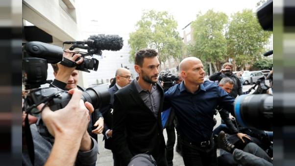 Hugo Lloris au tribunal à Londres pour conduite en état d'ivresse