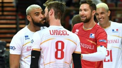 Mondial de volley: les Bleus contre un géant chinois balbutiant