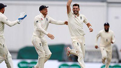 McGrath hails Anderson after landmark wicket