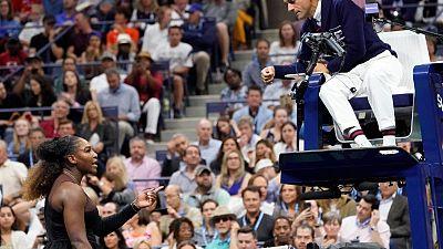 Embattled umpire Ramos 'good' despite U.S. Open controversy