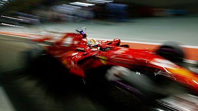 Mercedes fear Ferrari ambush in Singapore