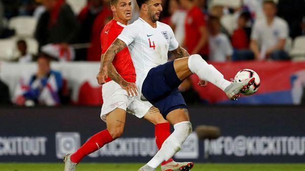 Rashford on target as England beat Swiss 1-0 in friendly