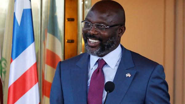 President Weah makes surprise return against Nigeria