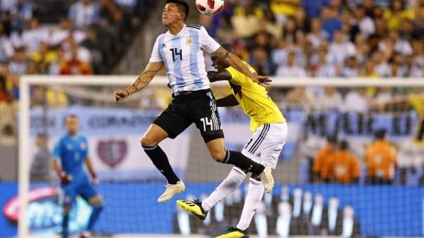 Argentina share lacklustre 0-0 draw with Colombia