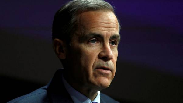 "China is ""one of the bigger risks"" to global economy - BoE's Carney"