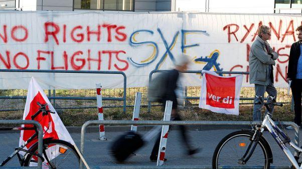 Ryanair defiant as strike grounds flights in Germany