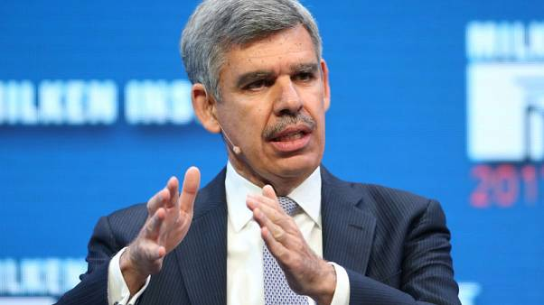 Trump's rhetoric may lead to fairer global trade: Allianz's El-Erian