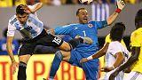 الأرجنتين تتقاسم تعادلا باهتا بدون أهداف مع كولومبيا
