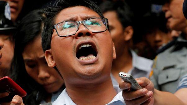 أعضاء بمجلس الشيوخ يدعون بومبيو للضغط على ميانمار للإفراج عن صحفيي رويترز