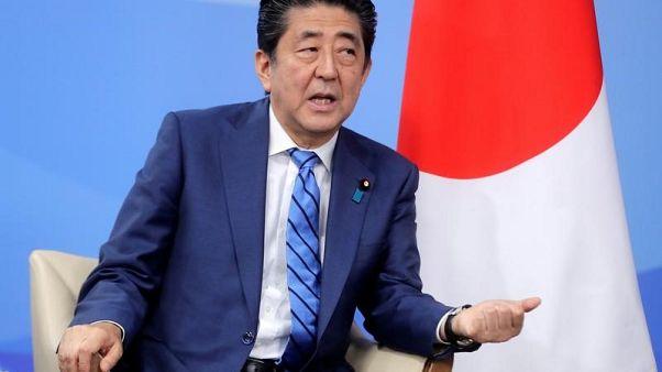 رئيس وزراء اليابان يعبر عن رغبته في لقاء زعيم كوريا الشمالية