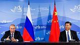 روسيا تبدأ أكبر مناورات حربية منذ سقوط الاتحاد السوفيتي قرب الصين