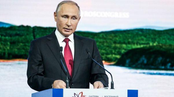 بوتين: بيونجيانج تفعل الكثير لكن واشنطن لا تستجيب