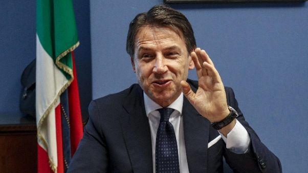 Diciotti: Conte, sbarco spettava a Malta