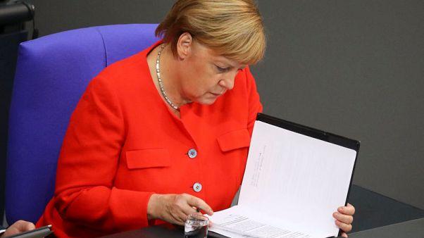 Merkel calls for European solidarity to tackle illegal migration