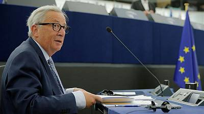 EU executive will get tough with countries breaking rule of law - Juncker