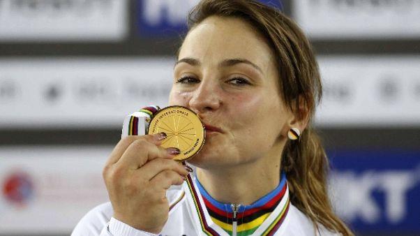 Ciclismo: Vogel, voglio tornare a vivere