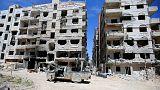 الأمم المتحدة توثق استخدام الحكومة السورية لأسلحة كيماوية محظورة