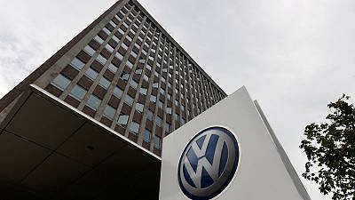 German consumer body to file class action suit against VW on Nov. 1